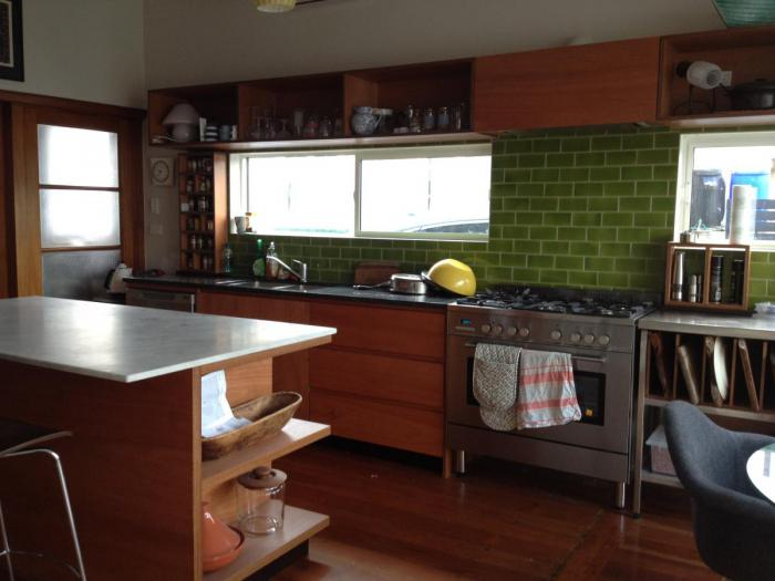 Customised Plywood Cabinetry